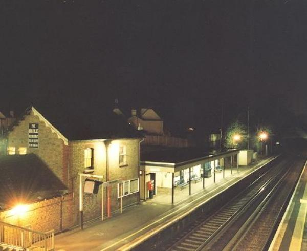 Meopham Train Station